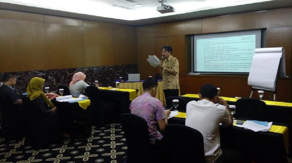 Bimtek & Ujian PBJ 8 – 11 Maret 2017 di Hotel Ibis Semarang