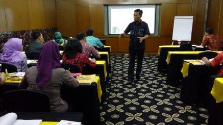 Bimtek & Ujian PBJ 18 – 21 April 2017 di Hotel Ibis Semarang