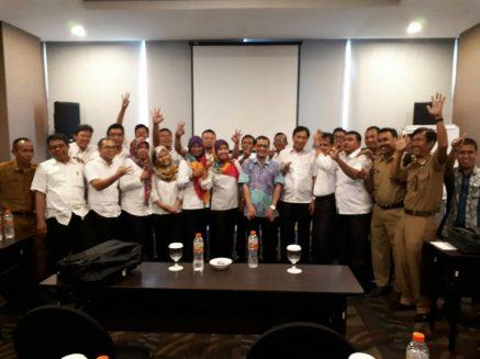 BIMTEK & UJIAN PBJ 18 – 21 APRIL 2017 DI HOTEL OASIS AMIR JAKARTA