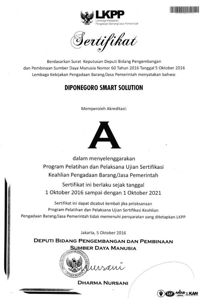 akreditasi lembaga
