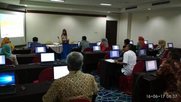 BIMTEK DAN UJIAN PBJP 16 JUNI 2017 JAKARTA