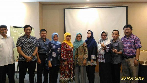 Bimtek dan Ujian Sertifikasi PBJP di Grand Tjokro Jakarta